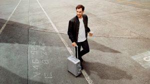 Roger Federer, Rimowa, Superbrands Moçambique