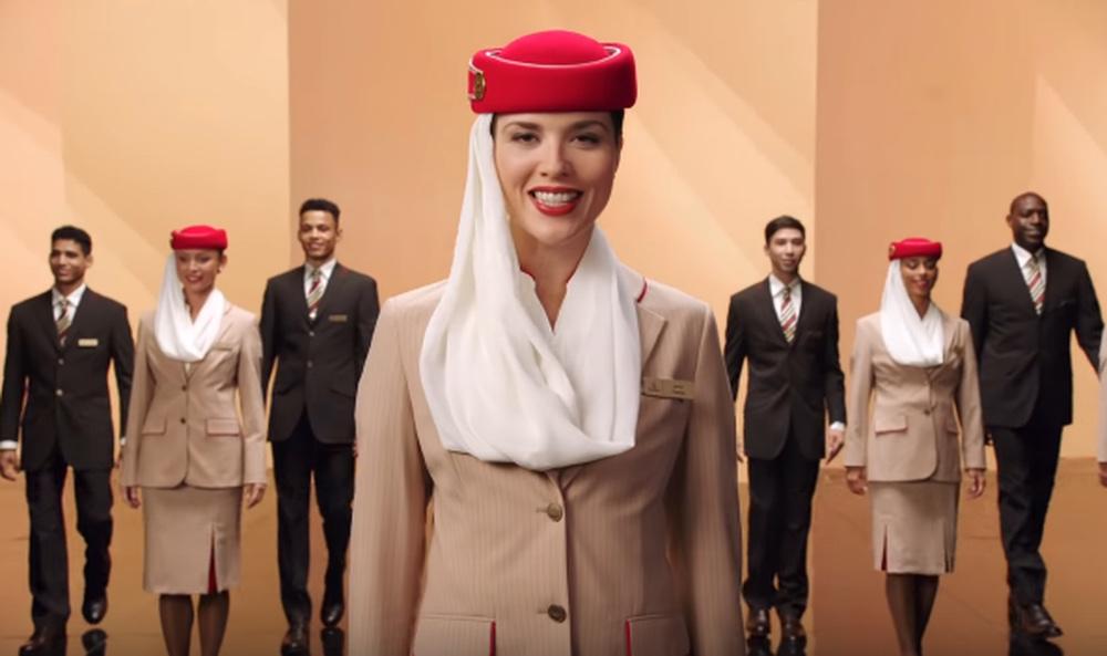 Campanha da Emirates promete novas experiências aos passageiros ... db57cb4cc7