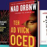 Nova York, Literacy Partners , Unreadable Books, O Código Da Vinci, livros, capas, news, branding