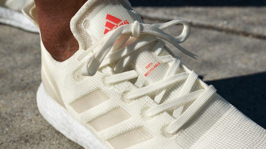 ad477917f2a Adidas lança a sua primeira sapatilha feita 100% com materiais recicláveis