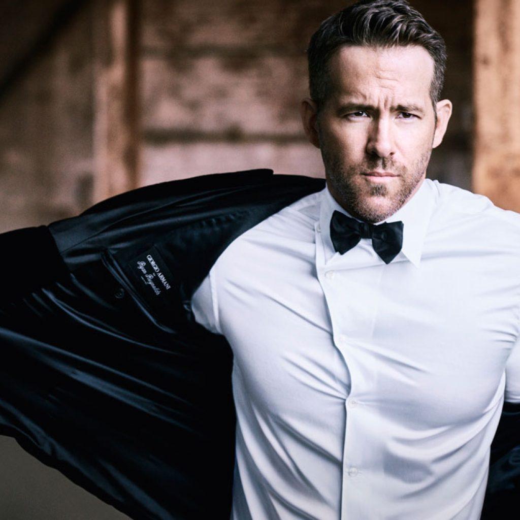 Giorgio Armani Beauty, Ryan Reynolds, Linha Armani Code, Branding, News, Superbrands Moçambique