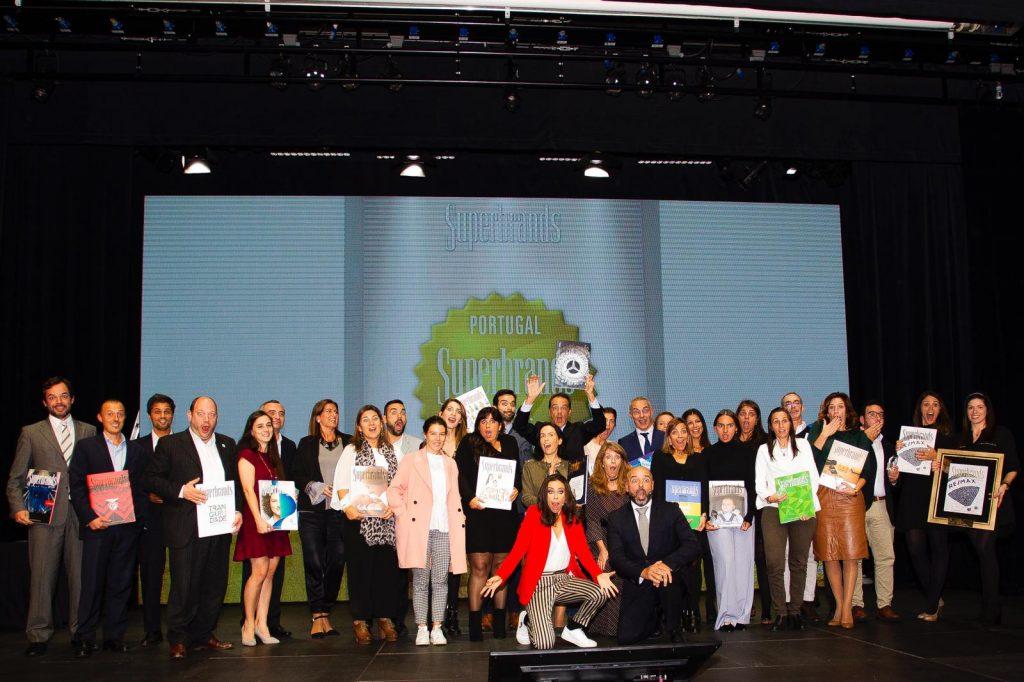 Superbrands Portugal, Gala Superbrands 2019, Marcas de Excelência, Reconhecimento