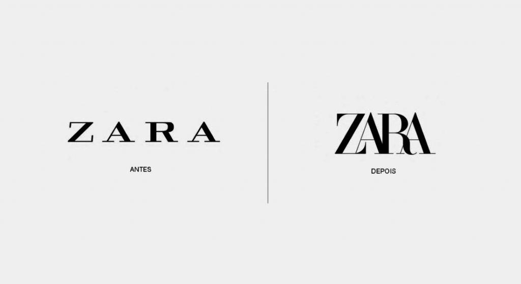 Zara, Nova Identidade Visual, Marcas, Brandinig, Apostas de 2019, Superbrands Moçambique