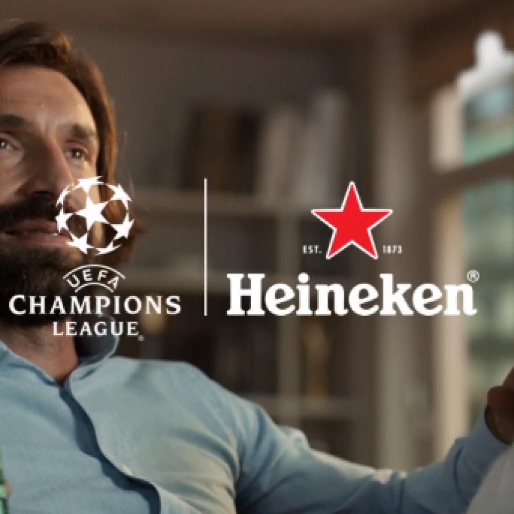 Heineken, Branding, News, Superbrands Moçambique, UEFA, Champions League