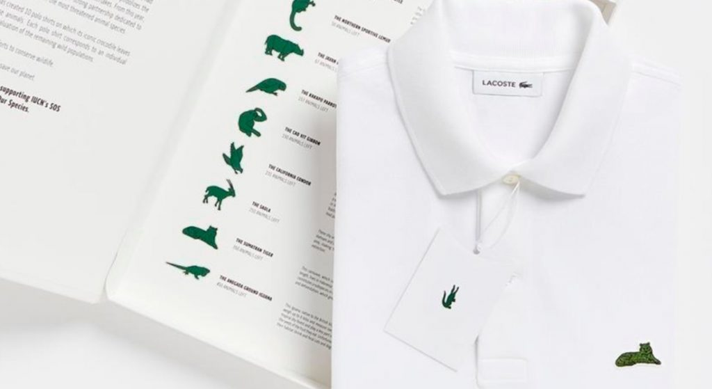 Crocodilo, Lacoste, 85 anos, Novas espécies, natureza, ambiente, biodversidade, News, Branding, Superbrands Moçambique